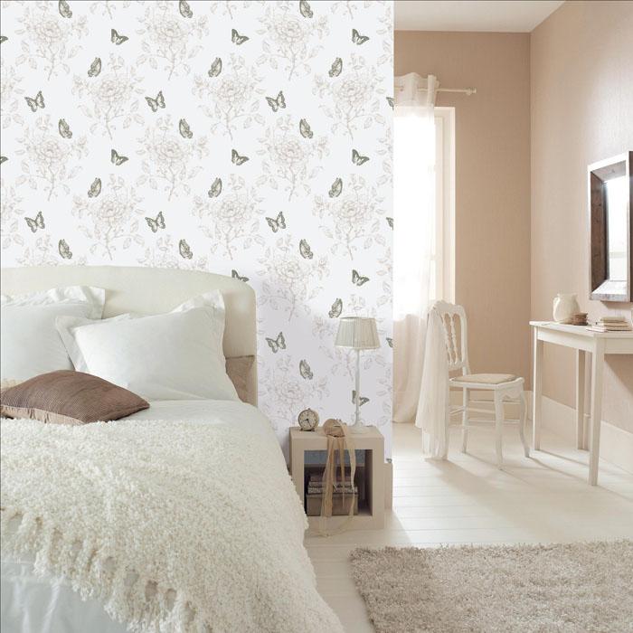 Leroy merlin papel pintado mariposas - Papeles pintados de pared ...