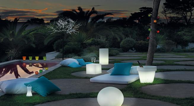 Iluminacion Baño Aki:AKÍ sorprende con sus nuevos muebles de exterior (3/10)