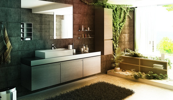 Ideas Baño Relajante:Zen Bathroom Design Ideas