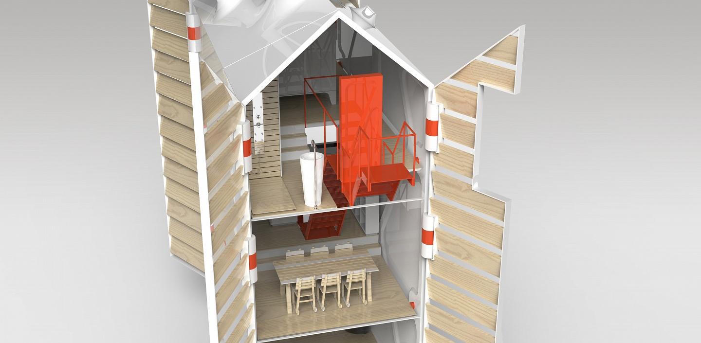 Decorablog revista de decoraci n los mejores consejos y trucos de decoraci n ideas y nuevas Casa prefabricada ecologica autosuficiente