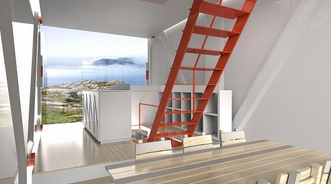 Isol e una casa prefabricada ecol gica y autosuficiente - Casa prefabricada ecologica ...