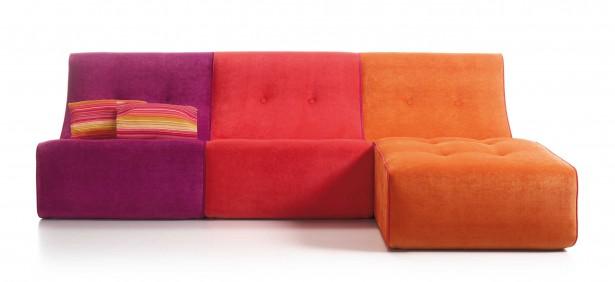 Koko by kibuc dise a y personaliza tu sof for Kibuc sofas