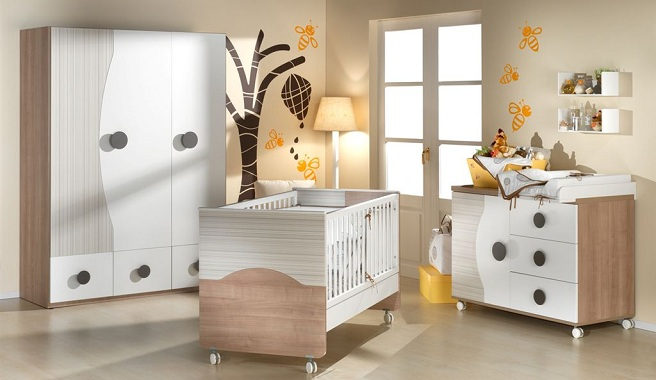 Los colores mu00e1s sanos para decorar habitaciones infantiles