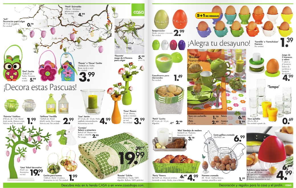 Casashop 2 for Casa jardin catalogo