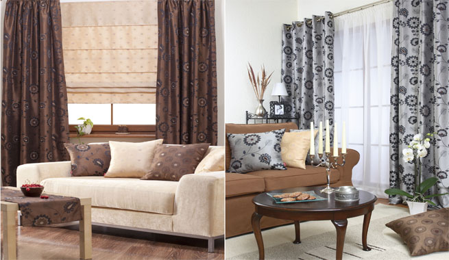 Ideas para decorar con cortinas for Ideas de cortinas