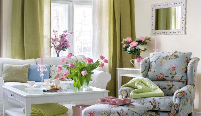ideas para cortinas de salon
