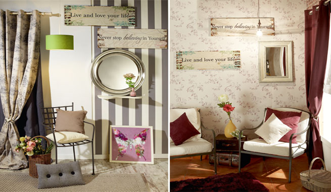 Decorablog revista de decoraci n - Cuadros para dormitorios leroy merlin ...