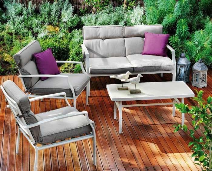 Muebles para el jard n de aki 2013 - Aki arcones jardin ...