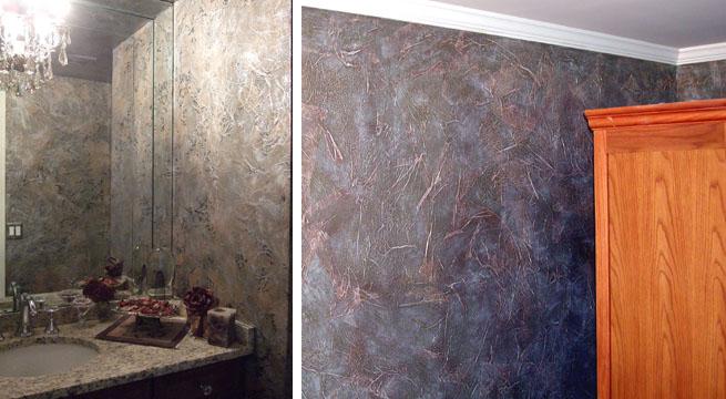 Decorar paredes con papel tis - Decorar paredes con papel ...