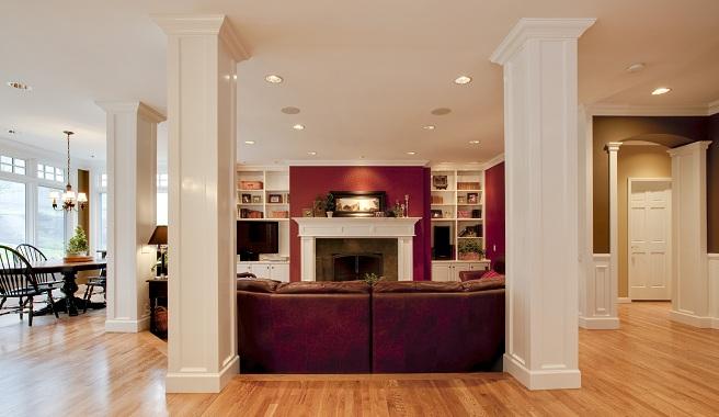 Corte Ingles Muebles De Salon : Consejos para decorar habitaciones irregulares