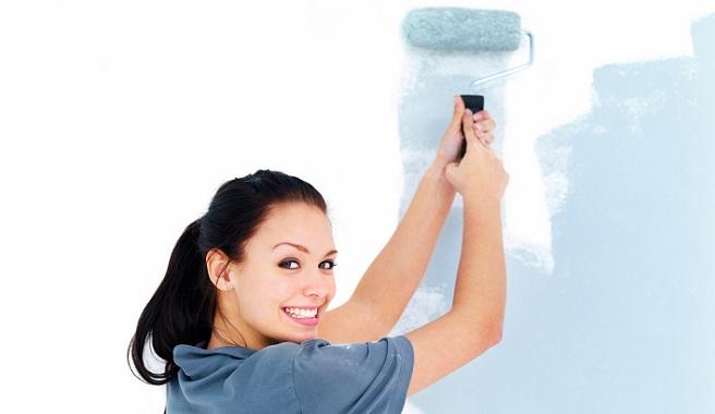 Consejos para pintar una casa - Pasos para pintar una pared ...