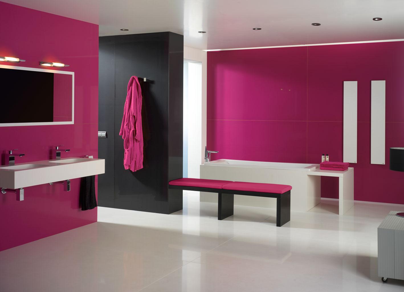 Diseno De Baños Para Fincas: de que es un baño de chica Bastante amplio, para una sola persona se