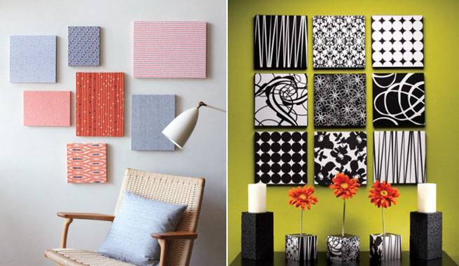 Ideas Para Decorar Con Lienzos
