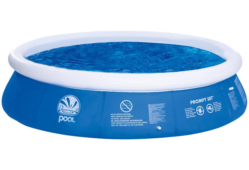 Piscina pvc for Bordes de piscinas leroy merlin