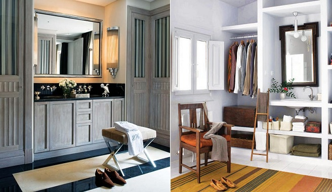 Decoracion Baño Vestidor:Walk-In Closets W Bathrooms