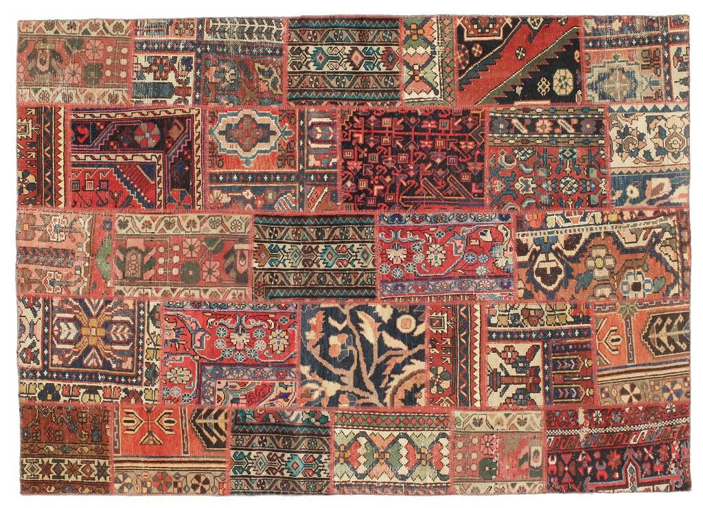 Alfombras patchwork10 for Alfombras patchwork persas