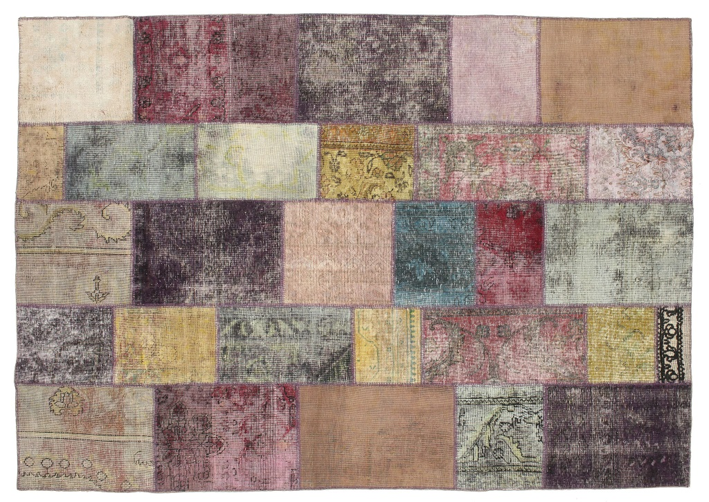 Alfombras patchwork3 - Alfombra patchwork ...