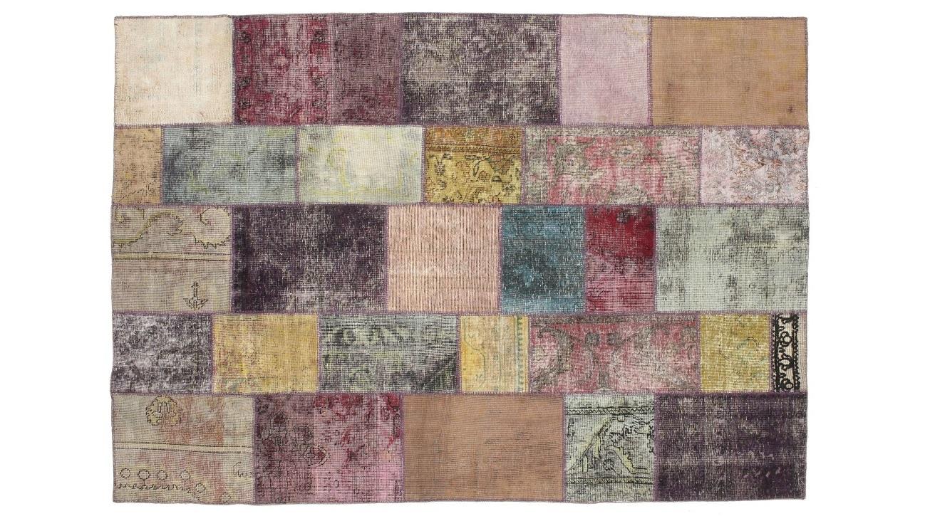 Las mejores alfombras patchwork for Que son las alfombras