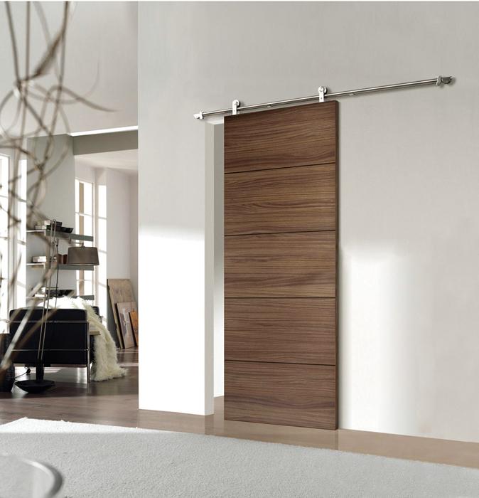Puertas correderas de interior madera inspiraci n de for Puertas en madera para interiores