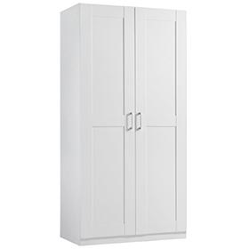Casas cocinas mueble armario multiusos leroy merlin - Puertas para armarios empotrados leroy merlin ...