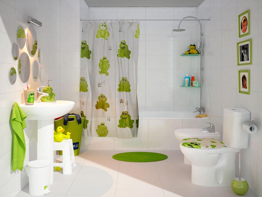 Diferentes estilos para decorar un ba o con leroy merlin - Como decorar el bano de mi casa ...
