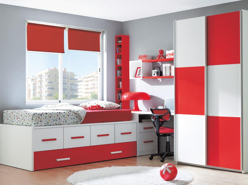 Dormitorio Juvenil Muebles Rey. Cool Tan Fcil Que Puedes Crearte Con ...