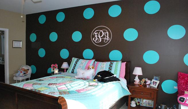 Decorablog revista de decoraci n for Decorar con vinilos dormitorios