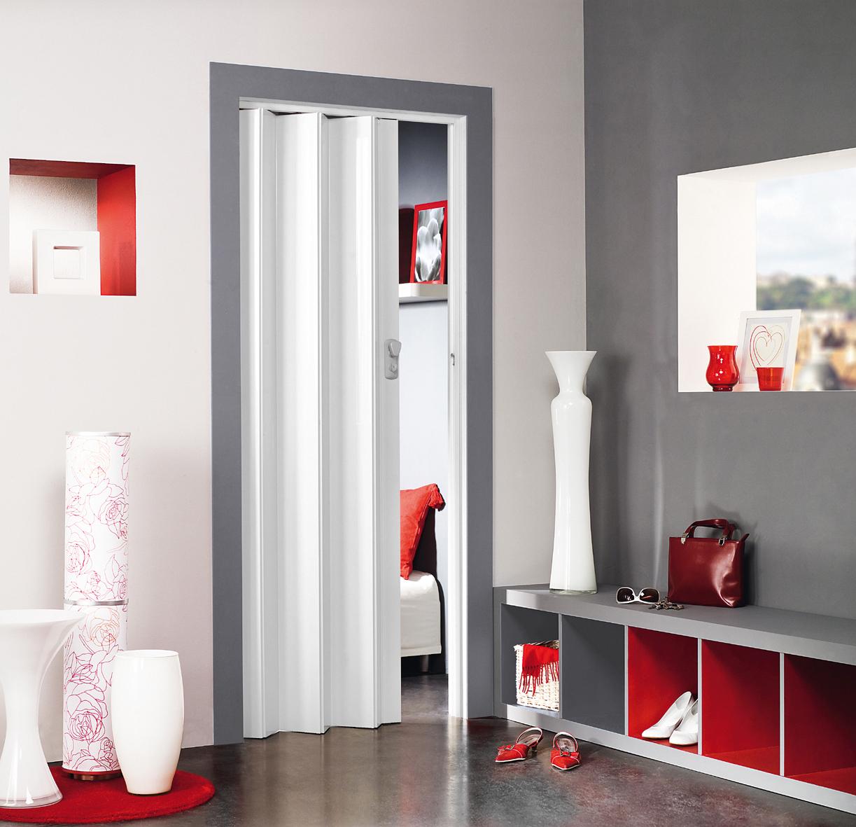 Puertas de interior modernas y decorativas for Puertas de interior modernas