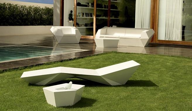 Claves de la decoraci n exterior - Decoracion piscinas exteriores ...