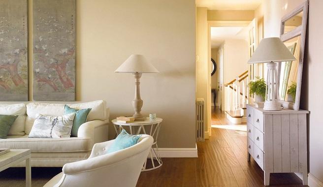 C mo iluminar el hogar para ganar espacio - Consejos para decorar el hogar ...