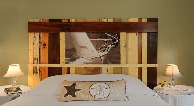 Cabeceros originales nuevas ideas - Cabeceros originales de madera ...