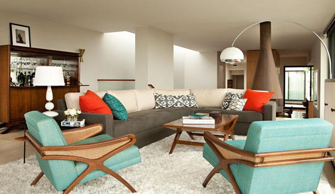 C mo decorar con muebles retro y acertar for Momento actual muebles