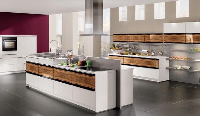 Trucos para decorar la cocina for Interior cocinas modernas