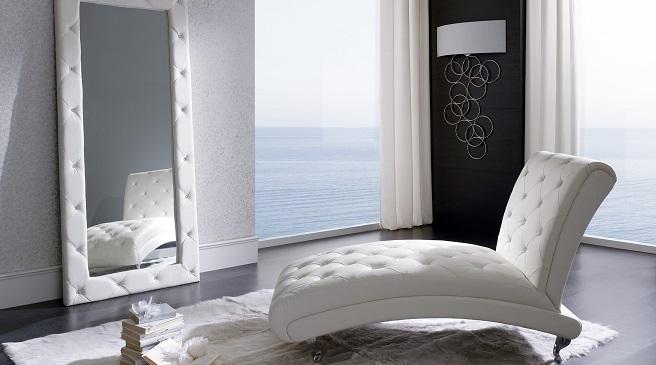 Usos de los espejos en la decoraci n for Espejos en el dormitorio