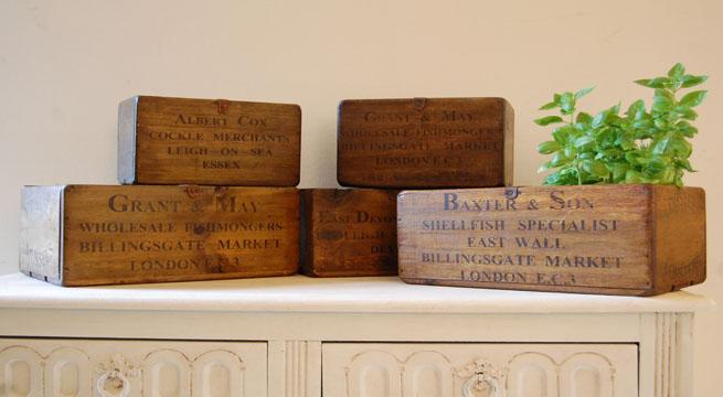 Decorar y ordenar con cajas recicladas - Cajas de vino para decorar ...