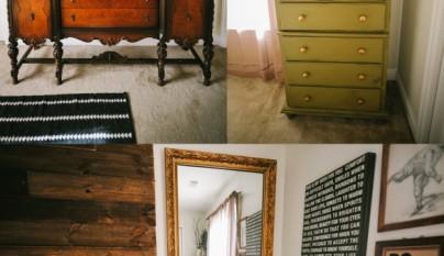 Dormitorio detalles varios
