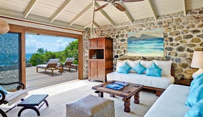 Consejos para decorar la casa de vacaciones - Decorar casas de pueblo ...