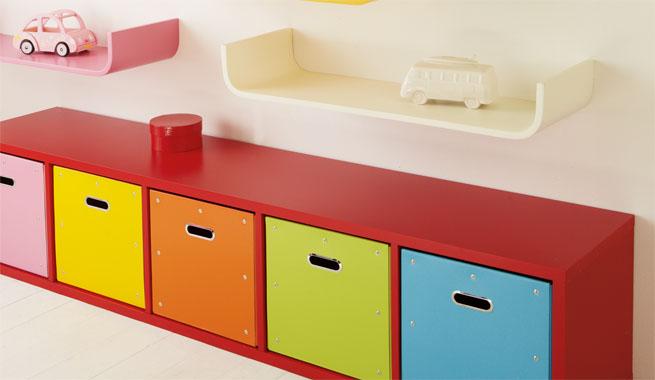 Amueblar el cuarto de los ni os - Muebles para juguetes ninos ...
