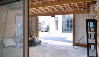 Garaje Pasaje Buhan interior antes