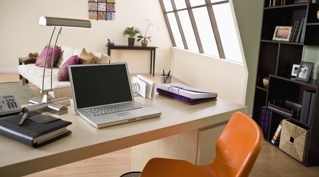 C mo decorar la oficina en casa a trav s del feng shui - Decorar despacho profesional ...