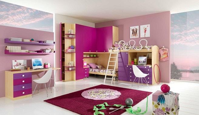 Ideas para decorar la habitaci n infantil en verano - Ideas decoracion habitacion infantil ...