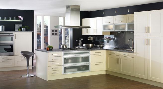 Tendencias en cocinas 2013 for Cocinas actuales modernas