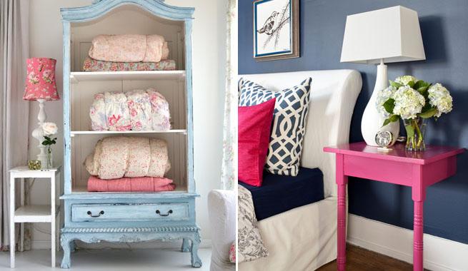C mo renovar los muebles de casa for Renovar la casa dormitorio