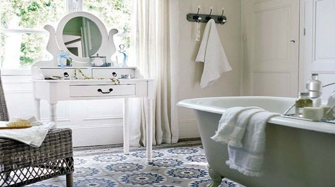 Decorar Un Baño Romantico:Detalles para conseguir un baño romántico