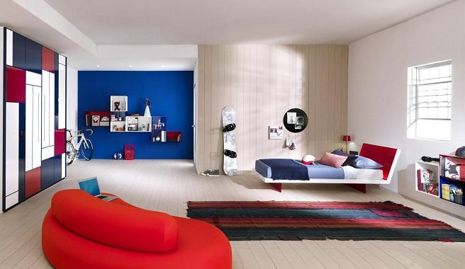 Piezas imprescindibles para el dormitorio de un adolescente for Dormitorio para adolescentes