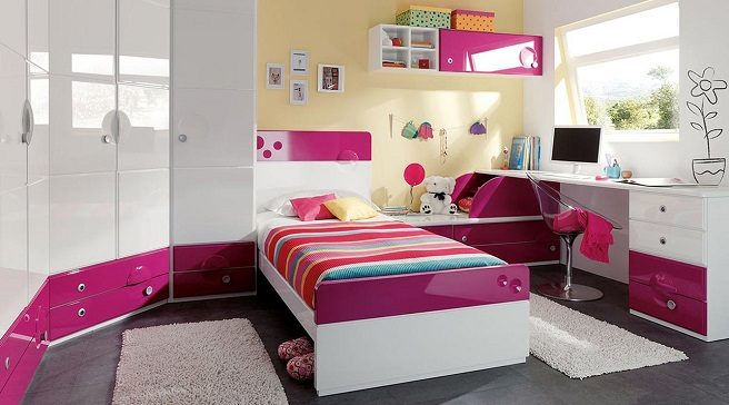 Piezas imprescindibles para el dormitorio de un adolescente for Gabinete de almacenamiento para el dormitorio