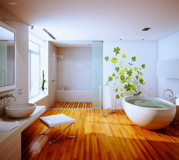 Ideas para un ba o de ensue o for Create your dream bathroom