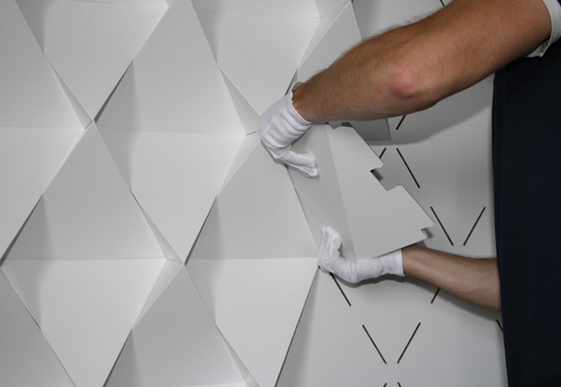 Revestimiento de paredes para imprimir e instalar - Paneles con relieve para paredes ...