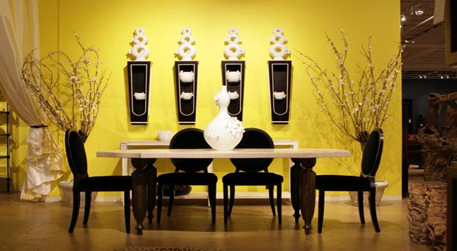 Decoracion En Gris Y Amarillo ~ Decoraci?n en amarillo y negro