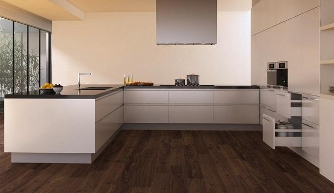 Consejos para escoger el suelo de la cocina - Suelos laminados cocina ...